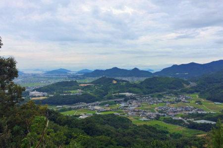 里山ハイキング